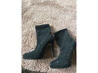 Chrystal boots