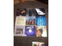 hii i am selling my records all together as a bundle all disks in gd condition