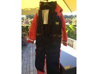 Mullion suit new and unused