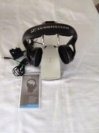 Senheisser headphones