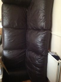 There is a 2 seater and a 3 seater good condition