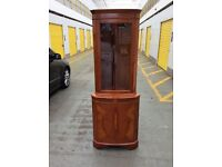 Yew Hi Fi / Drinks Cabinet