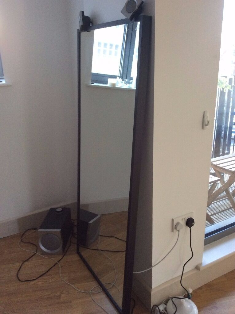 Tall 1 8m Nissedal Ikea Mirror In Tower Bridge London