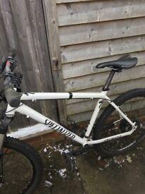 Specialized Hardrock custom bike