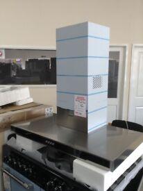 Blomberg 90cm stainless steel hood. £200 RRP £349 new/graded 12 month Gtee