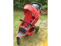 Phil and teds sport double buggy pram pushchair