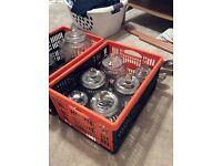 Sweet jars / Sweetie jars, wedding , party, storage jars