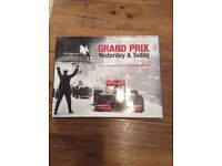 Grand Prix Yesterday & Today Book