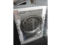Beko silver 7kg condensing tumble dryer. £200 NEW 12 month Gtee