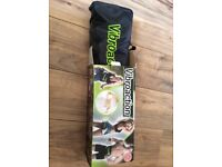 Vibroaction weight loss belt