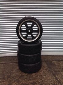 TOYOTA HILUX ALLOYS AND TYRES 22 INCH