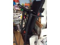 Treadmill with motor guarantee for sale with extra monitor screen
