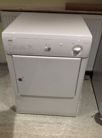 Zanussi tumble dryer (immaculate)