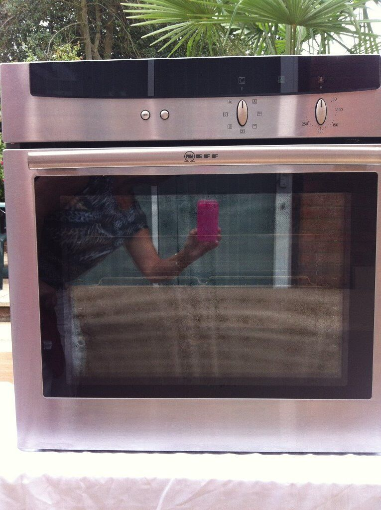 For sale neff single fan oven circotherm b1422 nogb good condition in hempstead kent gumtree - Neff single oven with grill ...
