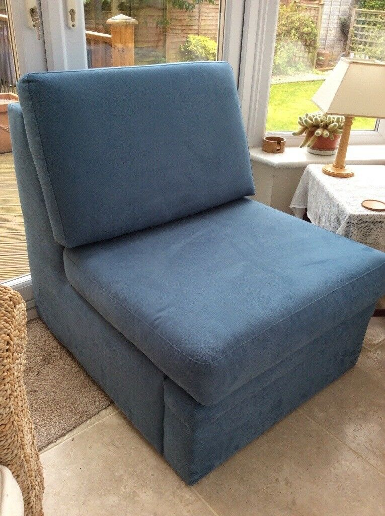 John Lewis Single Chair Sofabed In Faringdon