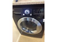 LG Washer/dryer in black for sale