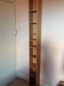 Ikea cd/DVD/ bookshelf