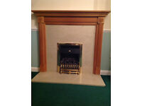 Fireplace Surround and Mantle