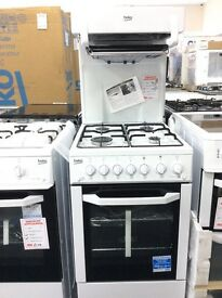 High level grill gas cooker new graded 12 mths gtee RRP @£379 our price £270