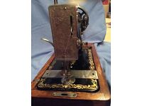 Singer sewing machine 1920s -30s