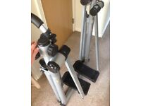 Vfit air walker Cross trainer, like new condition