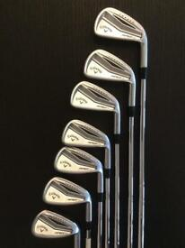 Callaway Apex Pro FORGED Irons set