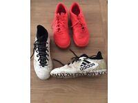 Football Astro Adidas boots