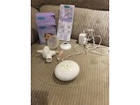 REDUCED Breast pump, expressed milk, bundle