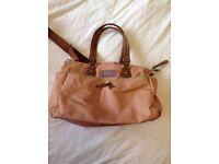 BabyMel Changing Bag in Dusty Pink