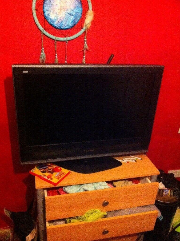 32inch Panasonic viera hd ready LCD TV