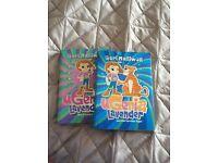 Set of 2 Geri Halliwell books