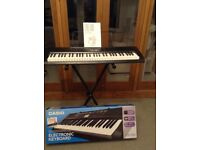 Casio CTK 1200 and stand new condition
