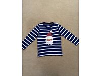 3-4 year old boys Christmas t-shirt from Next