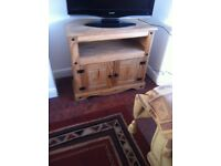 TV + DVD Cabinet For sale