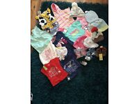 Bnwt baby clothes