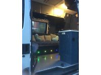 FORD IVECO DAILY UNIJET CAMPERVAN MOTORCROSS MOTORHOME