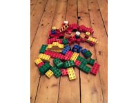 Duplo (first lego ) suitable for 1 1/2 to 5 year old