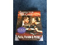 Pasta, Passion and Pistols Murder Mystery Game