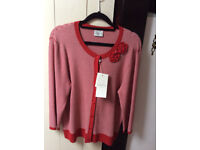 brand new womens cardigan size 14 (with tags) £20 RRP £60