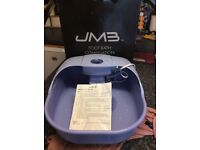 Jmb footbath combination