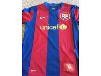 Barcelona football shirt (Nike)