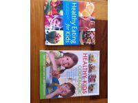 2 healthy eating for kids cook books
