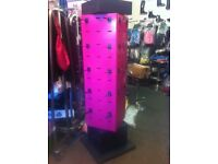 Shop Display Revolving Unit - New Condition