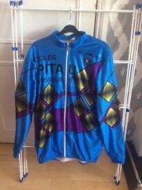 Cycling thermal jacket