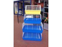Brand New Indoor Rabbit/Guinea Pig Cages