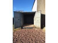 Self storage shipping container, Winterborne Kingston.