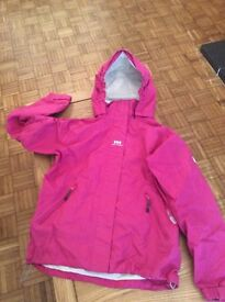 Helly Hansen coat age 11-12 years,💨 Windproof, Waterproof.☔️