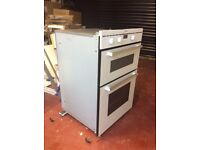 Indesit Electric Built-In Double Oven