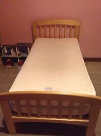 John Lewis children's bed £30