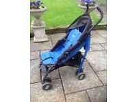 Pushchair stroller chicco